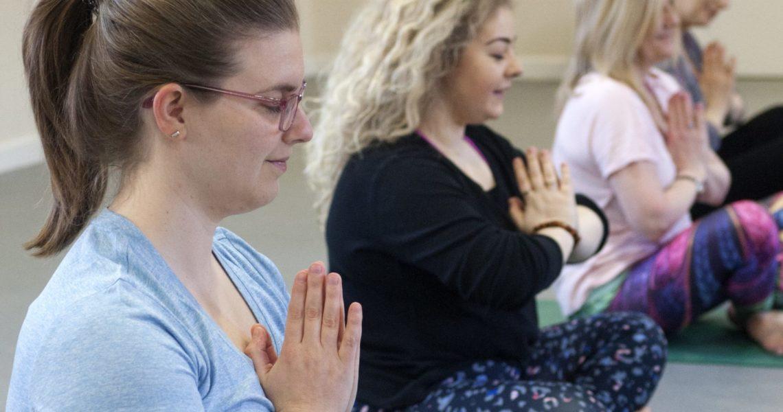 Yoga Retreat Day